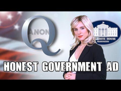 Honest Government Ad | QAnon
