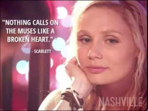 Nashville - I do not own any of this, this is just a song from Tv Show