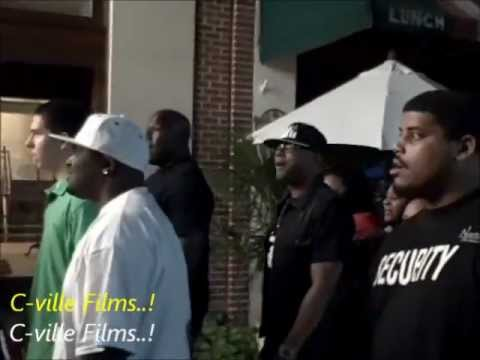 C-ville Films- Walking with Maino & his Squad in (Charlottesville VA)