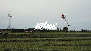 Yan Müller's Heli routine