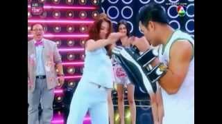Video [ENG SUB] Baifern Pimchanok's Thai Boxing skills Cut (March 22, 2013) MP3, 3GP, MP4, WEBM, AVI, FLV Maret 2019