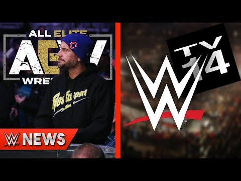 Cm Punk Returning To Wrestling At AEW?! WWE Going Back To PG13 / TV-14  Again?! - WWE News Ep. 206