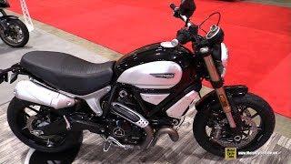 9. 2018 Ducati Scrambler 1100 Special - Walkaround - 2018 Toronto Motorcycle Show