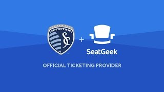 Sporting KC SeatGeek App Demo