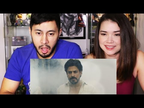 Download RAEES | SHAH RUKH KHAN | Trailer Reaction by Jaby & Achara! HD Mp4 3GP Video and MP3