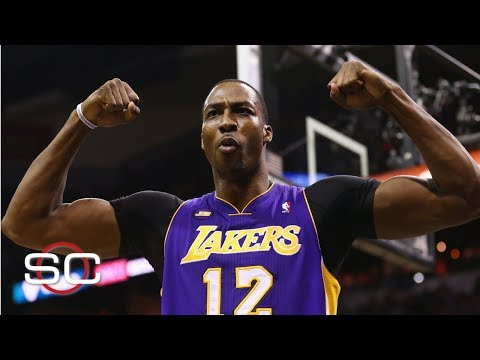Video: Dwight Howard will return to the Lakers on a non-guaranteed deal - Woj | SportsCenter