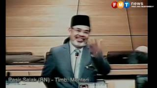 Uproar in House as Teresa called 'the only woman with a Kok' Video