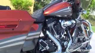 6. 2013 Harley Davidson CVO Road Glide For Sale *