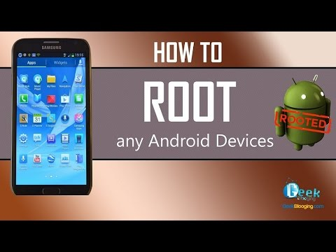 KINGOROOT : Root almost all Android Devices Without PC [2016]