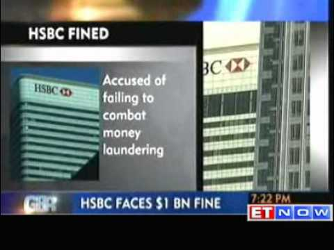 HSBC faces $1 bn US fine for money laundering offences