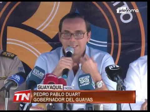 CTE y Gobernación del Guayas identifican 32 vehículos robados