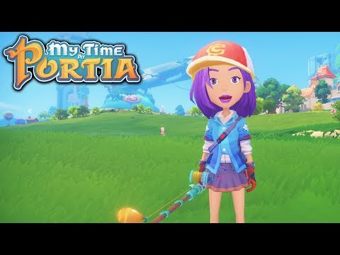 Dawa's Fish Stew?! - My Time At Portia (Alpha 3.5) – Part 29