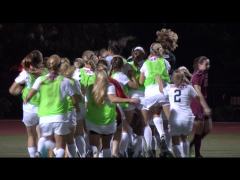 Lynchburg Women's Soccer vs Roanoke: Double OT Thriller
