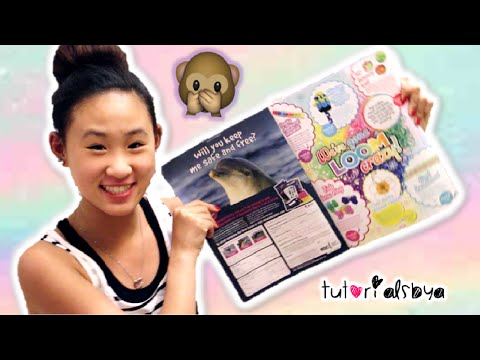 Magazine - not really me lol, my designs are :D aaand I look WAY too excited in this video's thumbnail but I couldn't find a better picture lol Sorry that it's kinda dark... it was late when I...