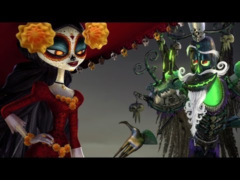 The Book of Life Clip 'Just a Friend'