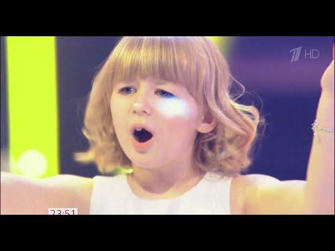 Голос Дети - Новый год (видео)