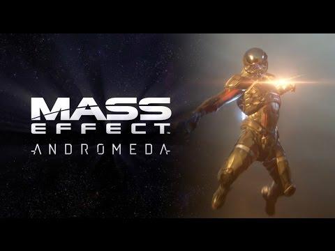 Mass Effect: Andromeda до релиза, запись стрима (прохождение, геймплей, обзор)