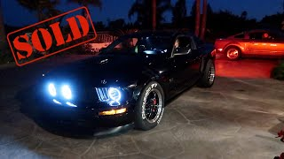 I sold my heavily modified 3V Mustang GT for $25,000!