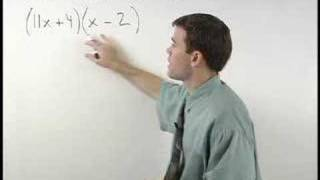Solving Quadratic Equations By Factoring - MathHelp.com