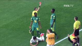 Watch highlights of the match between Mexico and Senegal from the FIFA U-20 World Cup in Korea Republic.
