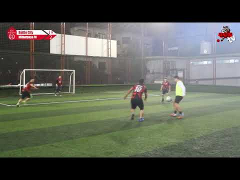 Mithatpaşa Fc - Battle city  Mithatpaşa Fc-Battle City Maç Özeti