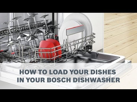 Loading Your Bosch Dishwasher for Perfect Wash Results