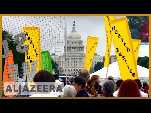 🇺🇸 Poor People's Campaign rally in US calls for 'moral revival' | Al Jazeera English