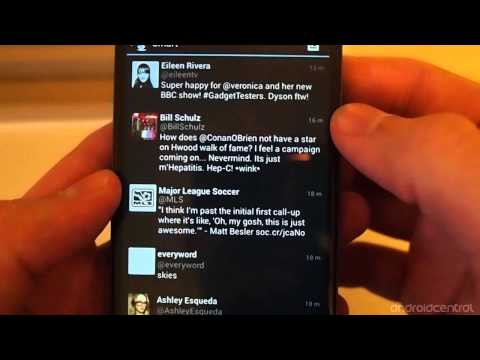 Video of Neatly For Twitter