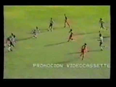 Maradona con Argentinos Juniors