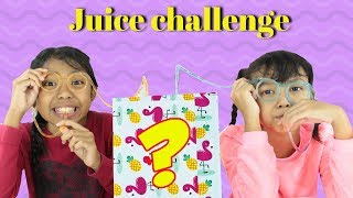 Video JUICE CHALLENGE ♥ Funny Challenge Video for Kids MP3, 3GP, MP4, WEBM, AVI, FLV Oktober 2018