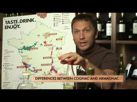 The real questions in life: Cognac vs. Armagnac