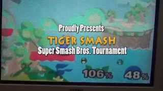 Tiger Smash! August 23rd at 12PM Clemson, SC Melee/Project M/Mario Kart 8