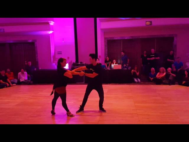 Jordan Frisbee Tatiana Mollman ESS Phoenix 2016