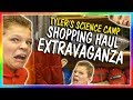 Tyler s Crazy Camping Shopping Haul We Are The Davises
