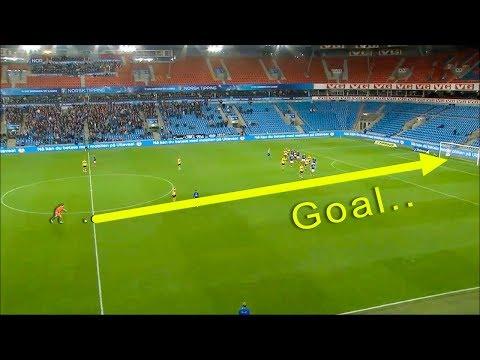 Top 10 Amazing Long Shot Goals In Football |HD