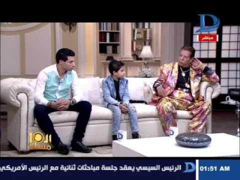 شعبان عبد الرحيم: ميسي يقلد كل بذلة لدي