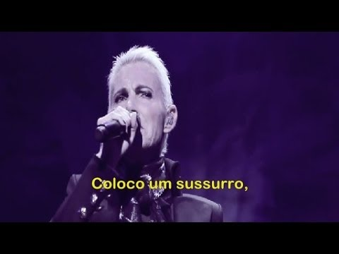 "roxette - ""it must have been love"" live"