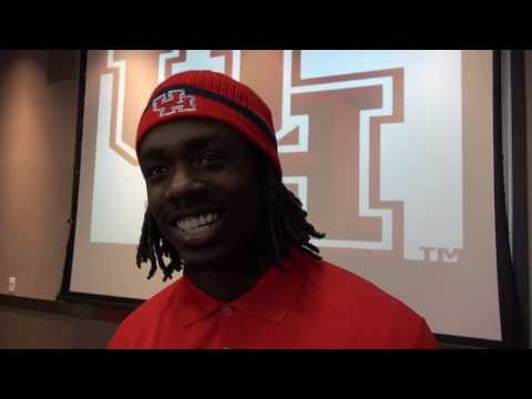 Deontay Greenberry Interview 12/17/2013 video.