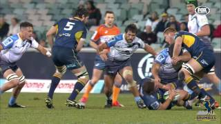Brumbies v Force Rd.17 2016 | Super Rugby Video Highlights