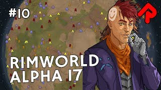 "The winter raids are coming thick & fast, then Moley Moley's ex-wife bursts onto the scene to take revenge in let's play RimWorld alpha 17 ep 10. Subscribe for more RimWorld: http://bit.ly/RandomiseUser  Get bonus videos on Patreon: https://www.patreon.com/randomiseuserIn this let's play RimWorld alpha 17 gameplay series we play the ""On the Road"" update as we try to build our best base yet! Full playlist: https://www.youtube.com/watch?v=7jax1CqdSco&list=PLLvo6-XrH1fkoMmaQBXyN5KHCFq85RNmA&index=1The snow is falling and there are plenty of ways to die in the winter, even on an easy mode, in let's play RimWorld alpha 17 ep 10. Our crops seem to be surviving, until Randy Random hits us with a particularly cold snap. And we keep getting attacked by mad animals and raiders!Moley Moley seems to be the keystone to everything in this episode, first returning with Punkfist from the aborted caravan mission, then suffering from hypothermia, and finally discovering that his ex-wife is coming to murder the entire colony!Also in let's play RimWorld alpha 17 ep 10, where the hell is the pistol?, meeting another caravan on the road, Mrs Beeton joins the colony, we take Michael prisoner, we finally turn the burial ground into a proper graveyard, and oh yeah hang on, we have loads of money, don't we?Download Basic Bridges a17 mod: http://steamcommunity.com/sharedfiles/filedetails/?id=920546527-----------------------------Thanks for watching Let's Play RimWorld alpha 17 video! More RimWorld gameplay: RimWorld Call of Cthulhu mod (alpha 16): https://www.youtube.com/watch?v=07627jXV_nE&list=PLLvo6-XrH1fmpN-UoPLg-N1OdAQ2x_CGo&index=1Randy Random's Swamp Tribe (alpha 16): https://www.youtube.com/watch?v=JVaIXn9Lk70&list=PLLvo6-XrH1flEewn956lFdtStlgXUIEvZ&index=1Hot Dude & Fister (alpha 14): https://www.youtube.com/watch?v=fUuT7655IoI&index=1&list=PLLvo6-XrH1fkSAm5dDmgI3HrxhLlUiMy0-----------------------------Official RimWorld gameplay description:""RimWorld is a sci-fi colony sim driven by an intelligent AI storyteller. Inspired by Dwarf Fortress and Firefly. Generates stories by simulating psychology, ecology, gunplay, melee combat, climate, biomes, diplomacy, interpersonal relationships, art, medicine, trade, and more.""RimWorld game version: alpha v0.17.1546Developed by: Ludeon StudioFormats available: PC Windows, Mac OSX, SteamOS + LinuxOfficial RimWorld game site: https://ludeon.comBuy RimWorld download on Steam: http://store.steampowered.com/app/294100/-----------------------------Randomise User is the home of the best indie games on YouTube. Subscribe to Randomise User: http://bit.ly/RandomiseUserWatch Randomise User live: https://www.youtube.com/c/randomiseuser/liveHelp support the channel on Patreon: https://www.patreon.com/randomiseuserRead latest channel news on Twitter: https://twitter.com/RandomiseUser"