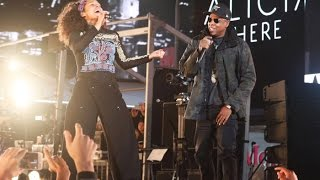 Jay Z & Alicia Keys - Empire State of Mind LIVE (Times Square, NYC 2016)