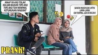 Video TELPONAN SOMBONG DISAMPING ORANG PART 3! SULTAN KW NOLAK CEWE CANTIK! Prank Indonesia! MP3, 3GP, MP4, WEBM, AVI, FLV Desember 2018