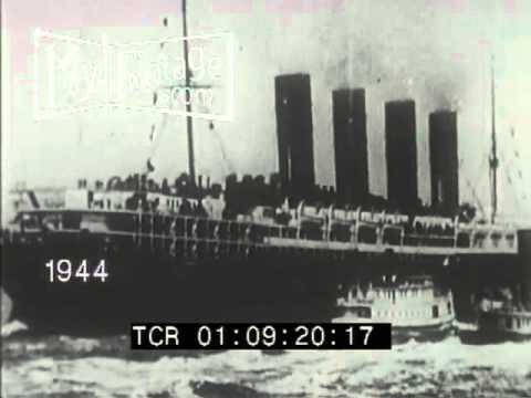 The Lusitania: Launch, Sinking, and Survivors