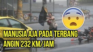 Video SUBHANALLAH Badai Angin Mangkhut Terbesar Sepanjang Sejarah Filipina Dan Hongkong MP3, 3GP, MP4, WEBM, AVI, FLV Mei 2019