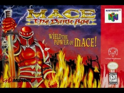 mace the dark age cheats nintendo 64
