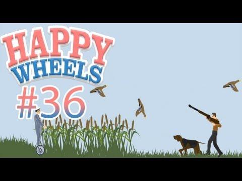 Happy Wheels z Disem! #36 - Upolował mnie :D
