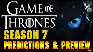 Game of Thrones Season 7 Predictions and Preview ShowThe Season 7 Premiere is almost here!  It is TIME! Joe and Phil touch base before the season to do their annual prediction and preview show for GOT S7!Game of Thrones Season 7 Premieres July 16, 2017 at 9pm EST on HBO---Please Subscribe: https://www.youtube.com/user/theissuesguystuff?sub_confirmation=1To help us Keep going and create more content please consider:Supporting the channel on Patreon: https://www.patreon.com/philtheissuesguyDonating:  https://youtube.streamlabs.com/philtheissuesguyor directly on Paypal:  https://www.paypal.me/PhiltheissuesguyCheck out your favorite Shows Playlist! https://www.youtube.com/user/theissuesguystuff/playlistsSubscribe to our podcasthttp://issuesprogram.com/itunes/https://itunes.apple.com/us/podcast/phils-recap-and-review-with-phil-theissuesguy-podcast/id943187265?mt=2Thanks for the support!---Please use our offers and link for free stuff and deal! http://www.audibletrial.com/Issues to sign up for 30 free days of Audible and get a free book! It helps us out BiG TIMEl! :)To get 30 days free with 1 games out on Gamefly sign up with the link: http://gameflyoffer.com/issuesSign up LootCrate! http://www.trylootcrate.com/issuesJoin the Record of the Month club: http://joinvmp.com/issues----Stay connected!Discord: https://discord.gg/0upUVdagXcUuzbfGGoogle Community: https://plus.google.com/u/0/communities/116286288385889495387Songs Used on the Show:  https://soundcloud.com/user-521817999And for more check out : http://Issuesprogram.com and our sisters channel http://youtube.com/dirtyissues for more fun!And If you have any questions or anything Call/Text 781 990 8509- 24/7Tweet @igotissuesmanor email igotissuesman@gmail.comThanks!http://issuesprogram.comhttps://twitter.com/igotissuesmanhttps://www.facebook.com/theissuesguyhttps://twitter.com/dirtylockzPartners/Associations Land Of ESH : http://www.electricsistahood.com http://www.youtube.com/dirtyissuesG4 Comic Etc: http://www.g4comicsetc.comWant to send us something Phil TheIssuesGuyP.O. Box 236 Marblehead, MA 01945------------------------------------------------------------------------------------------------------------------------------------------------------------------------Game of Thrones is an American fantasy drama television series created by David Benioff and D. B. Weiss. It is an adaptation of A Song of Ice and Fire, George R. R. Martin's series of fantasy novels, the first of which is titled A Game of Thrones.