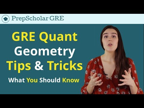 GRE Geometry 101 | Key Tips For GRE Quant