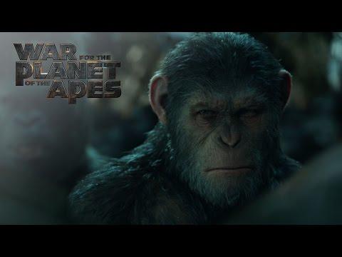 """La Guerra del Planeta de los Simios - """"Apes Together Strong"""" TV Commercial?>"""