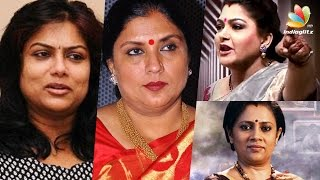 Kushboo behaves lika a rowdy on reality show says Actress Ranjini, Sri Priya | Hot Tamil Cinema News full download video download mp3 download music download